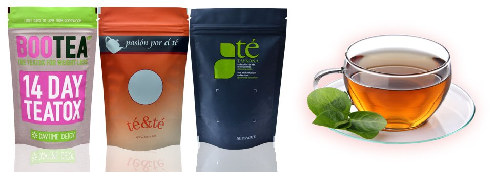 Pouch Shop | Tea Packaging