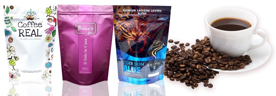 Pouch Shop | Coffee Packaging