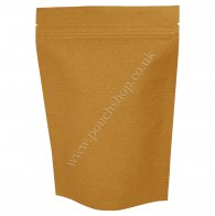 Striped Brown Kraft Paper